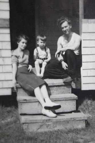 Agnes Campbell Peter Ferguson and Neil Felix Ferguson