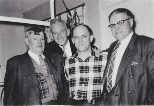Donald Macdonald Neil John Ferguson Walter Mudge and Murdock Ferguson