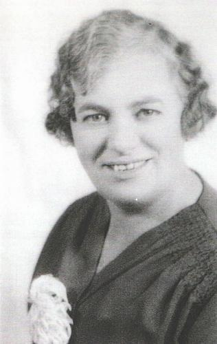 Mae Ferguson Macpherson