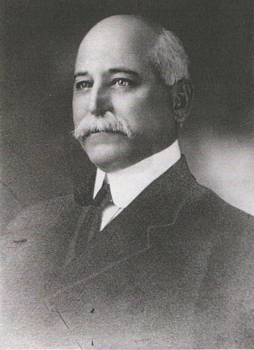 Peter Alexander Ferguson Portrait