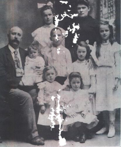 Peter and Family 1906ish