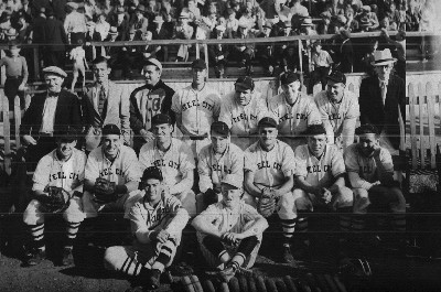 Steel City Baseball Team