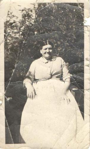 great grandma bertha gromell pasche